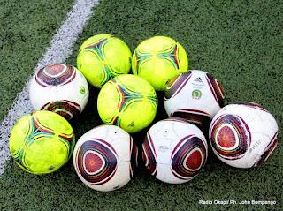 Pour le football. Radio Okapi/ Ph. John Bompengo
