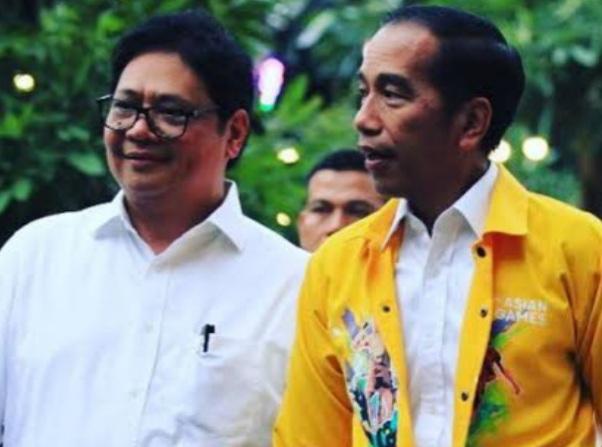 Mampu Rangkul Probowo dan Sandiaga Uno, Golkar Sepakat Jokowi Disebut Jenius