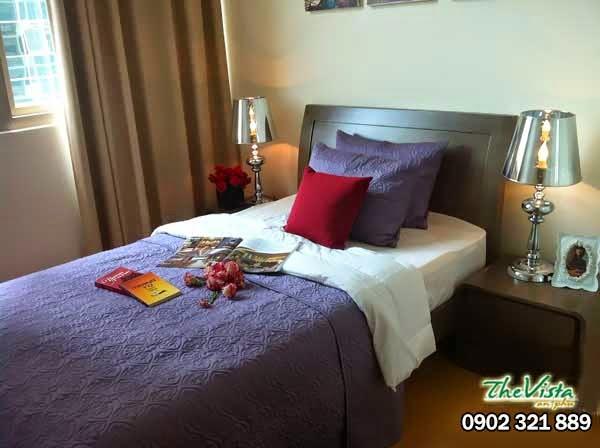 cho thuê nội thất siêu 3 phòng ngủ căn hộ the vista
