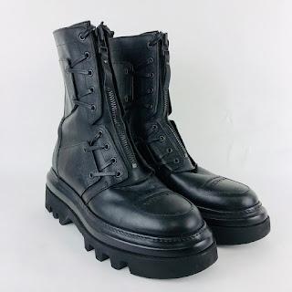 Nomenklatura Studio NEW Combat Boots