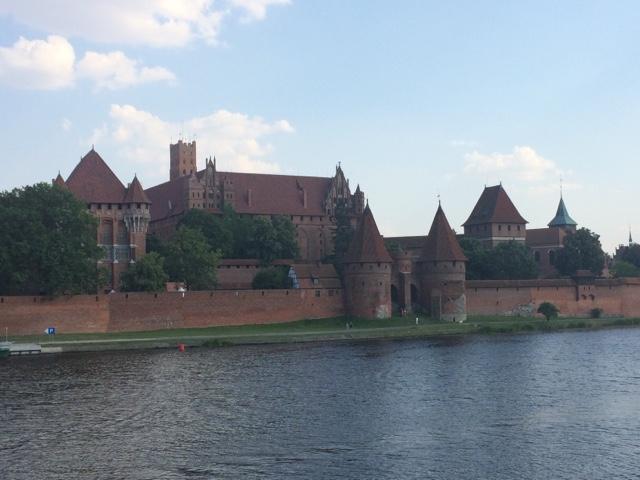 Overlanding Poland: Malbork Castle