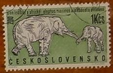 timbre Tchécoslovaquie 001