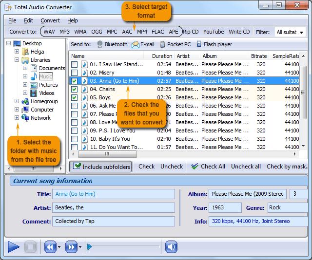 CoolUtils Total Audio Converter 5.3.0.174