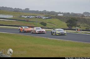 Peter Hackett - Mercedes Benz SLS GT3