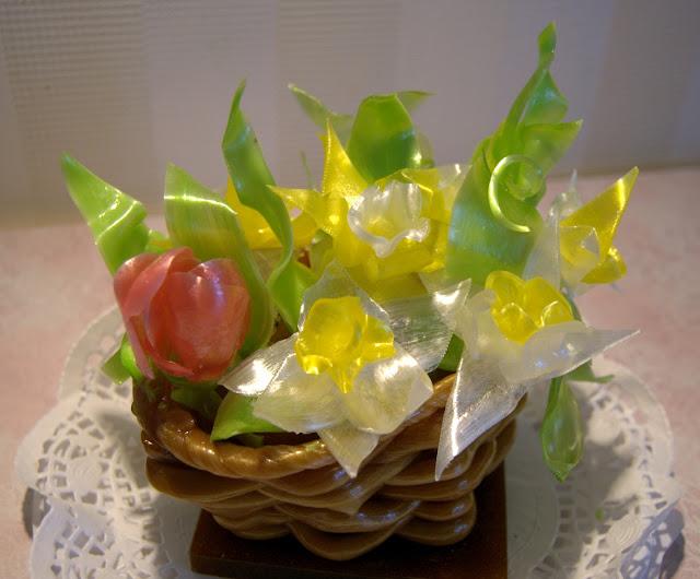 можете фото цветы из карамели буквальном смысле
