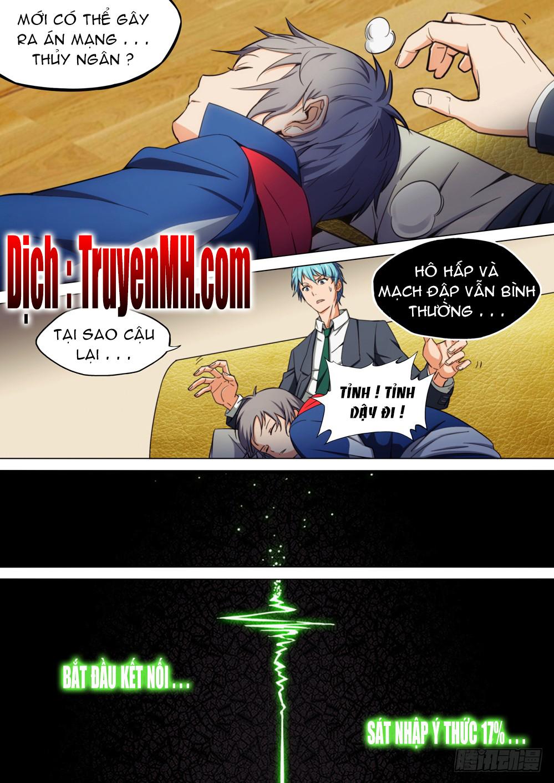 Ngân Chi Thủ Mộ Nhân Chap 198 Upload bởi Truyentranhmoi.net