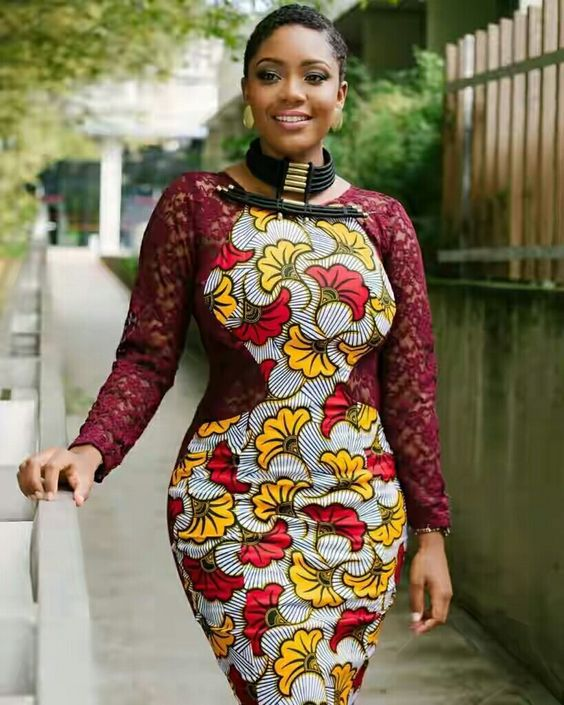 New Kente Styles For Ladies In African 2019