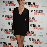 WWW.ENTSIMAGES.COM -   Sophie Rose   arriving at      We Still Kill The Old Way - private film screening at The Ham Yard Hotel, London September 29th 2014Private screening of forthcoming film about a group of former 1960s gangesters who come out of retirment to take on a group of youths after one of their number is murdered.                                                 Photo Mobis Photos/OIC 0203 174 1069