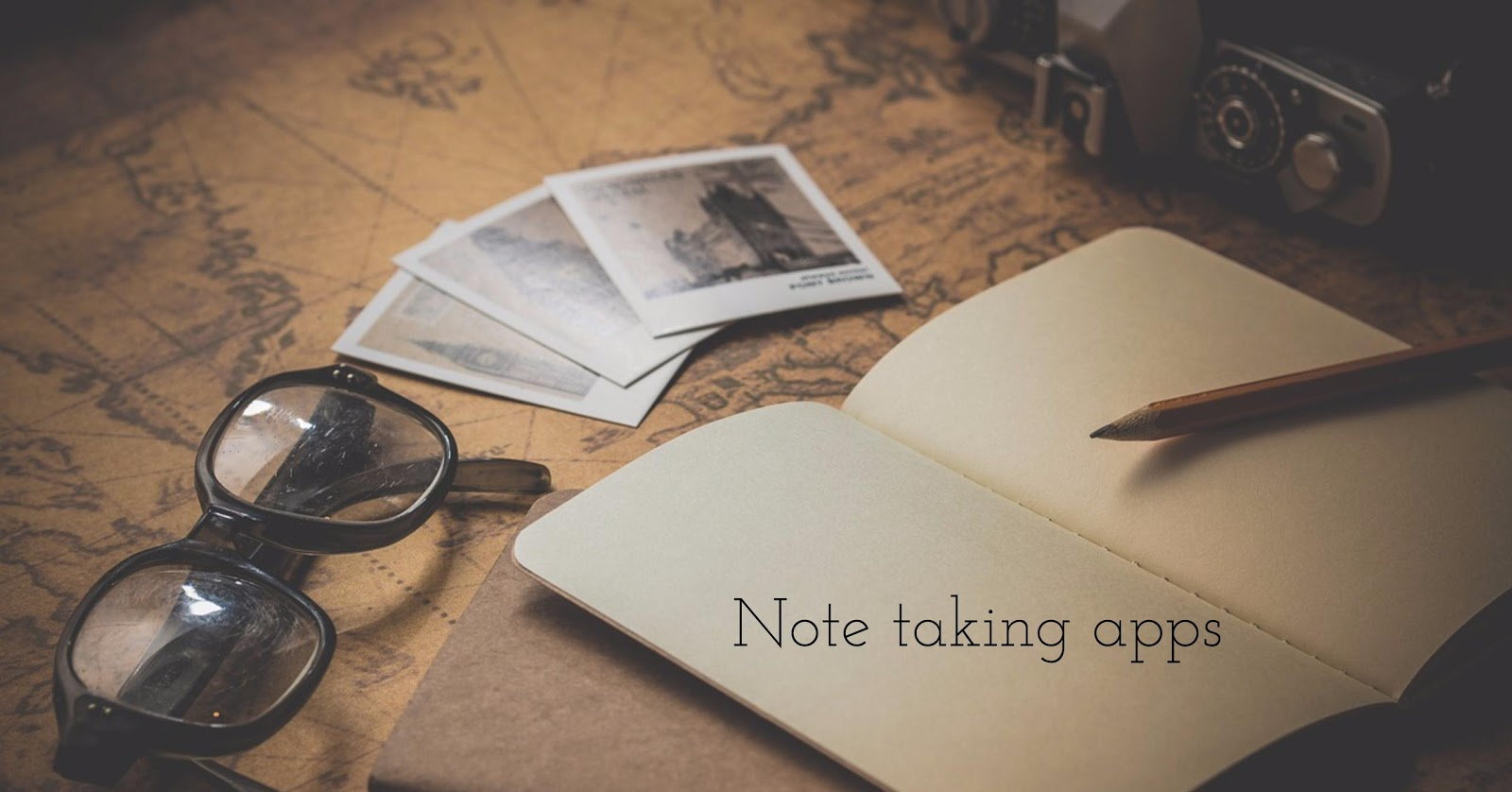 Best Note Taking Apps for iPhone & iPad