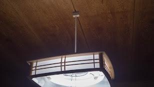 和室の照明