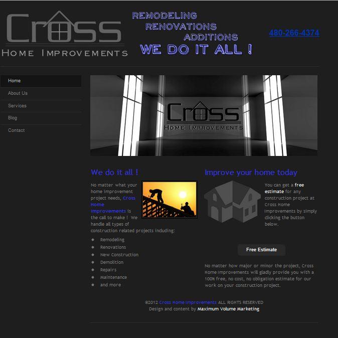 crosshomeimprovement.com
