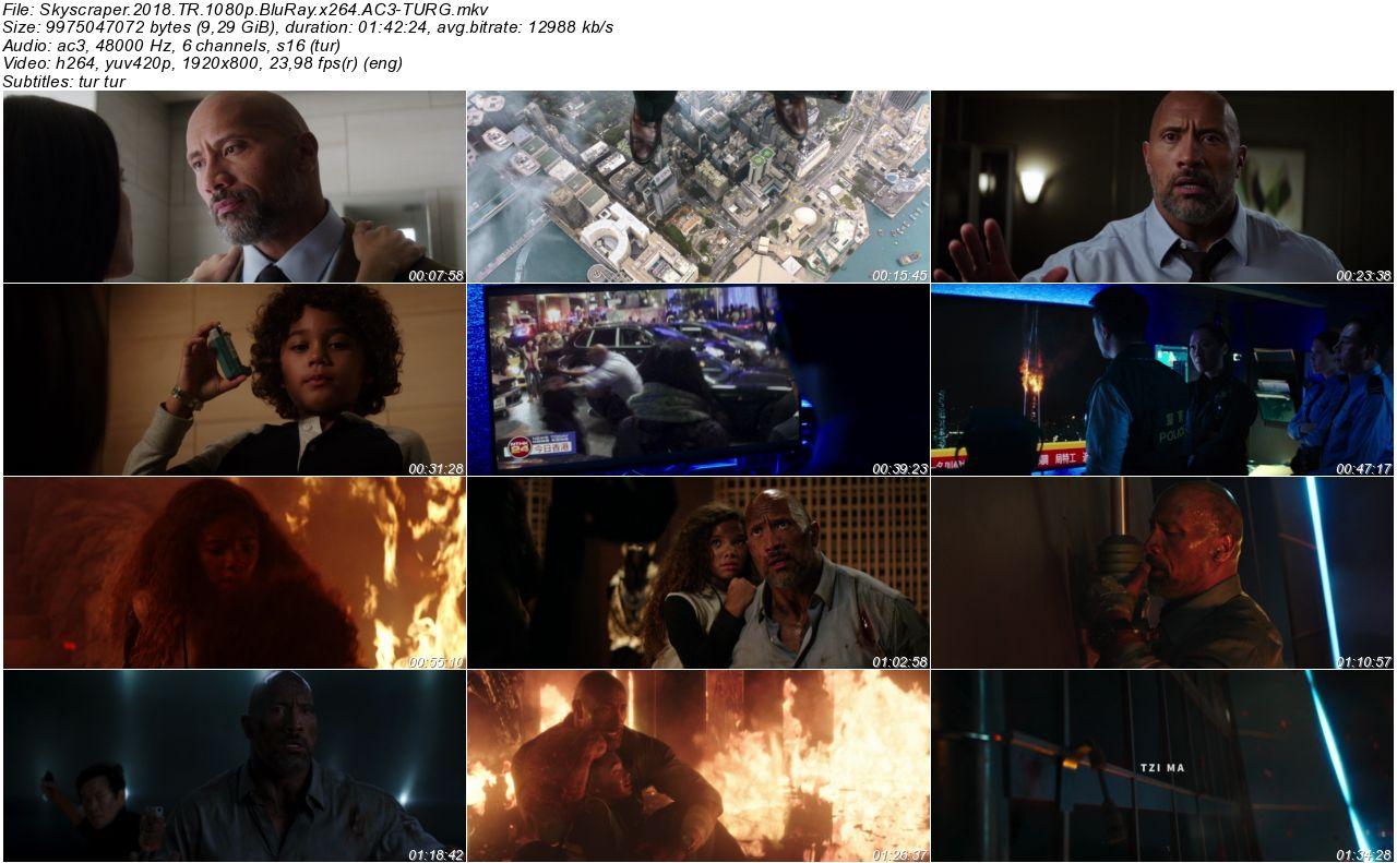 Gökdelen 2018 - 1080p 720p 480p - Türkçe Dublaj Tek Link indir