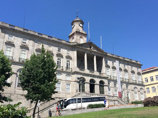 Palacio da Bolsa. Oporto