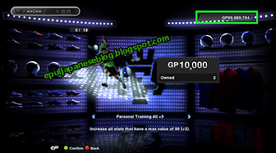 Cara Hack GP Point ML -BAL PES 2013
