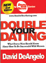 Cover of David Deangelo's Book Double Your Dating