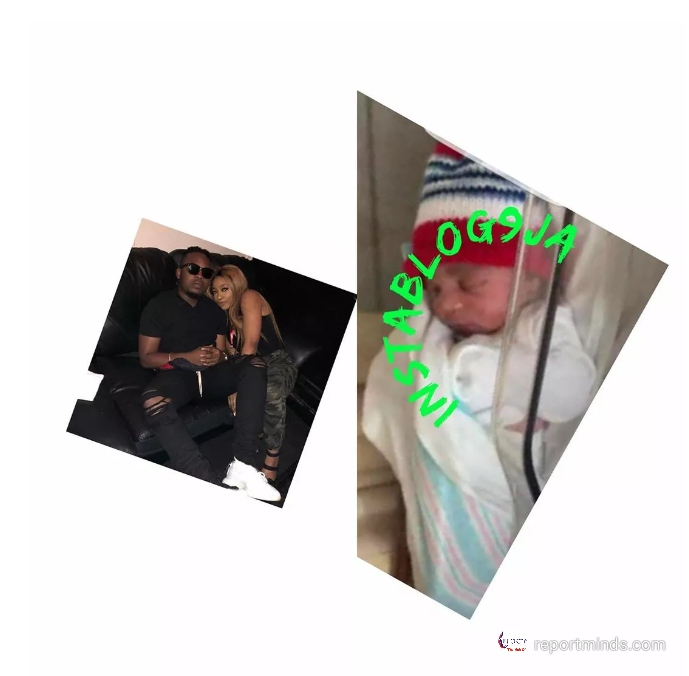 YBNL Boss, Olamide Welcomes Second Child With Partner, Bukunmi