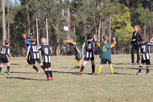 Greenbank Soccer TeamBray