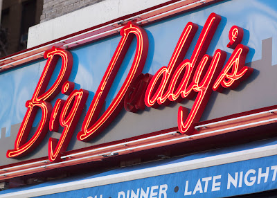 Big Daddy's diner.