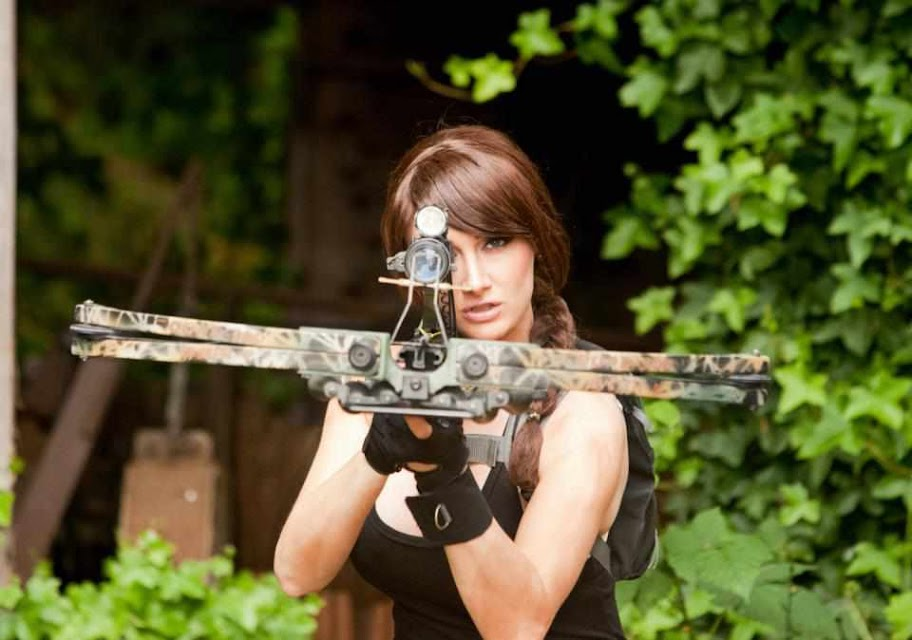 Lara Croft Cosplay Picture