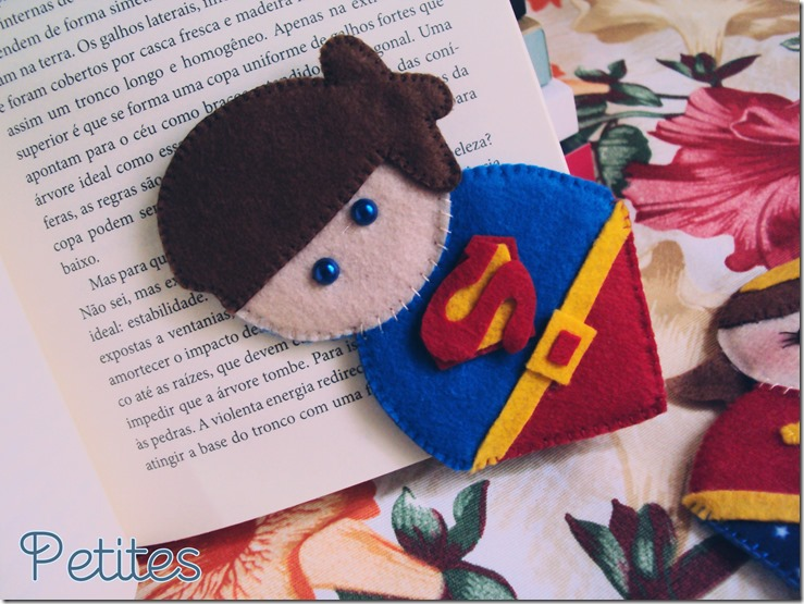 marcador de livro super heroi03