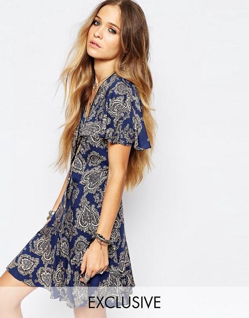 Женское платье Reclaimed Vintage