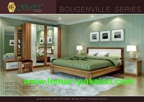 Gambar Lemari Pakaian Murah Bedroom Set Bougenville