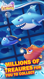 Amazing Fishing MOD Apk 2.7.6.1001 (Unlimited Money) 4