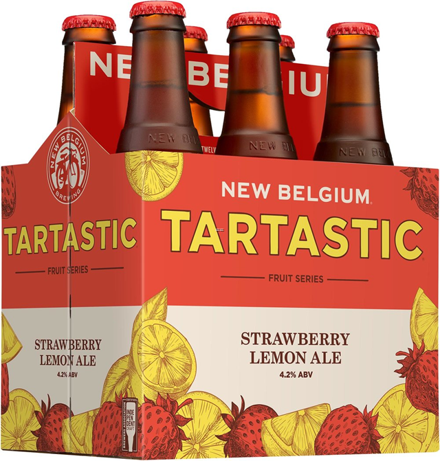 New Belgium Releasing Tartastic Strawberry Lemon & Voodoo Ranger Guava Spruce DIPA