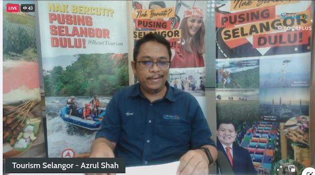 Tourism Selangor General Manager, Mr. Azrul Shah Mohamad