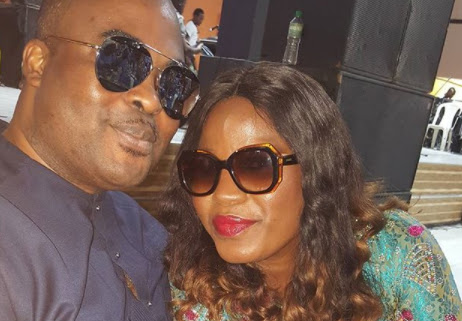 Actor Emeka Ossai's wife, Jumai, professes love to him on their wedding anniversary