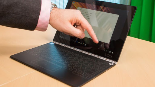 Lenovo Yoga Book Review: Gaining Converts with a Convertible Innovation