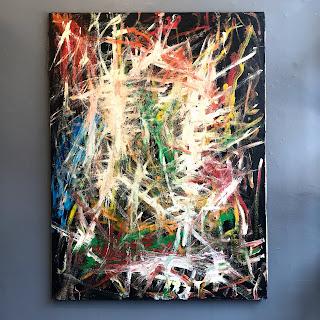 Stephen T. Vassiliades Signed Painting