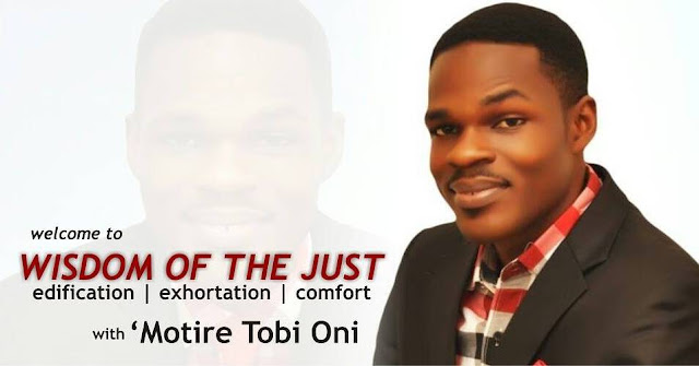 Qualified for the Inheritance: By Motire Tobi Oni