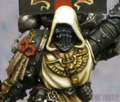 Asmodai Dark Angels Interrogator Chaplain