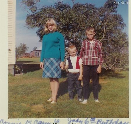 Connie Jody and Carey 1966