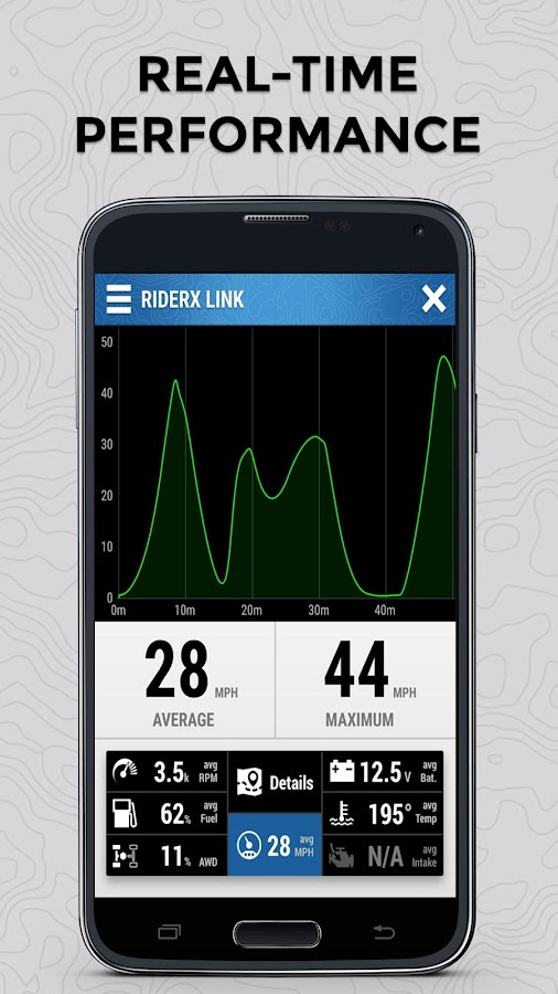ORV Trails by RiderX - screenshot