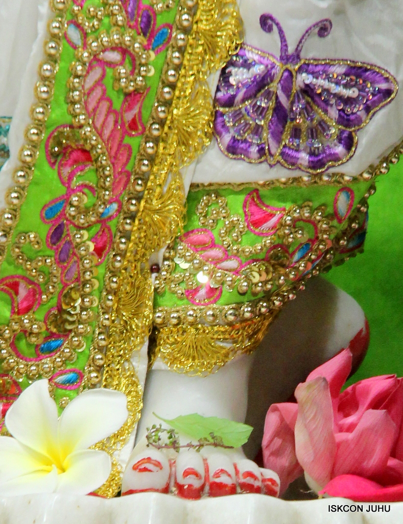 ISKCON Juhu Mangal Deity Darshan on 1st Jan 2016 (7)