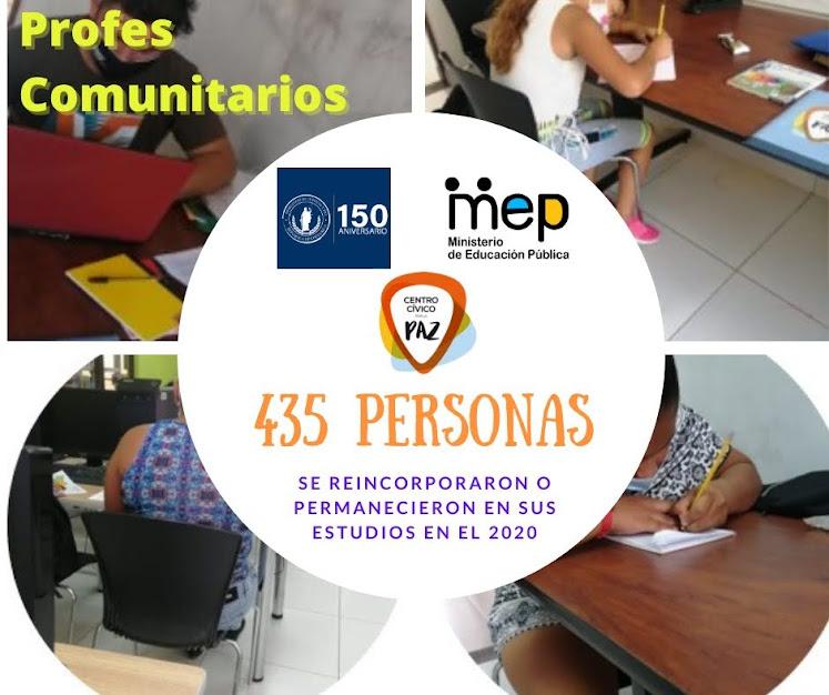 PROFES COMUNITARIOS PROMOVIERON LA REINCORPORACIÓN Y LA PERMANENCIA DE 435 PERSONAS EN PELIGRO DE ABANDONAR SUS ESTUDIOS