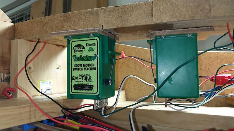 tortoise switch machine instructions