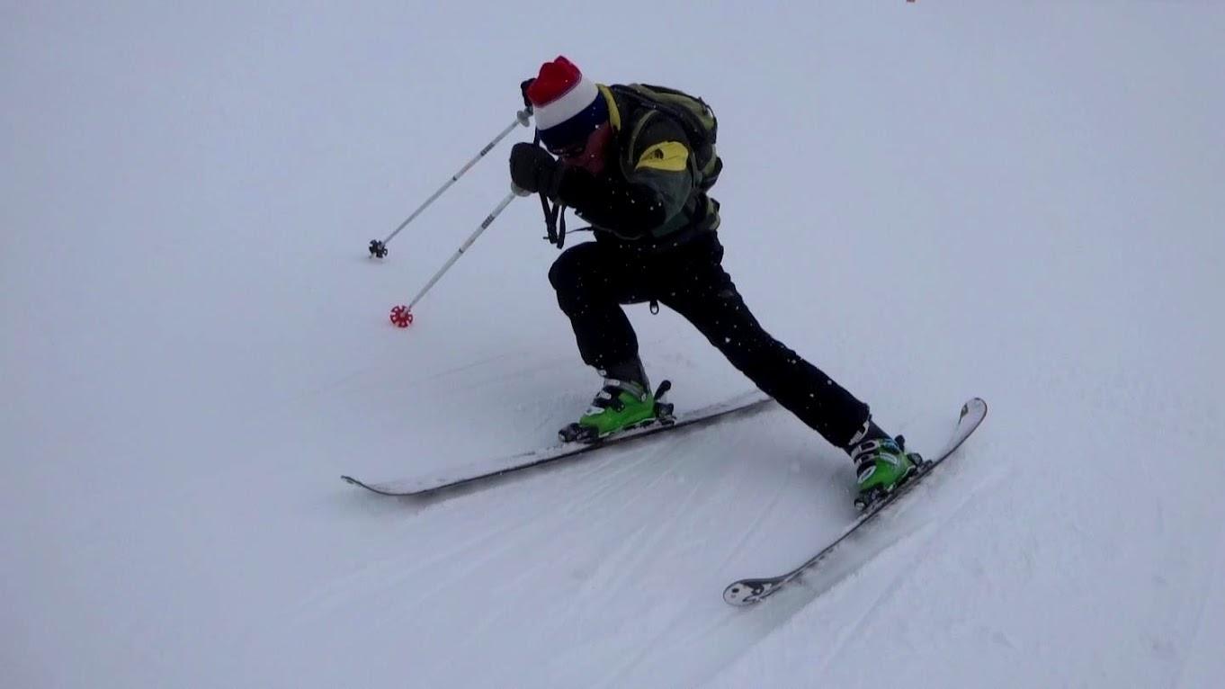 Ski instruction alistair day dynamics