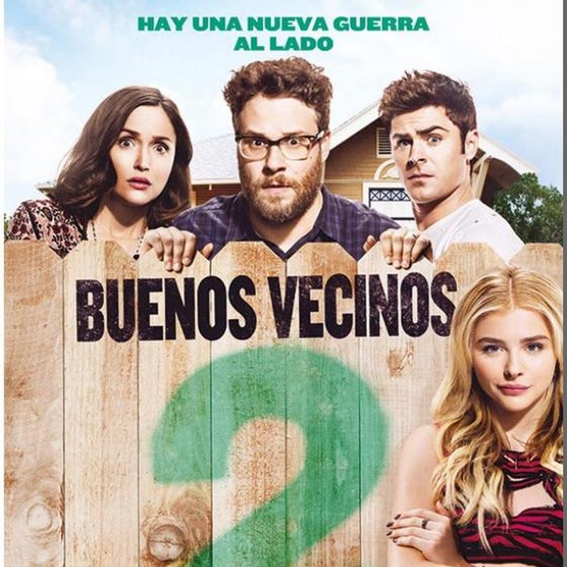 Buenos vecinos 2 fecha de estreno argentina poster for Espectaculos argentina 2016