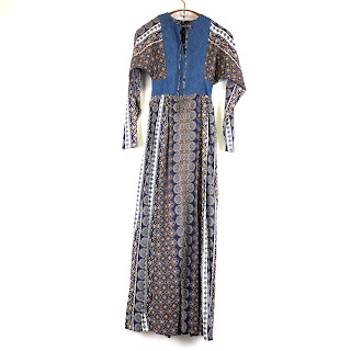 Warm X Barneys Boho Dress