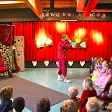 Middeleeuwse week op de Vullerschool