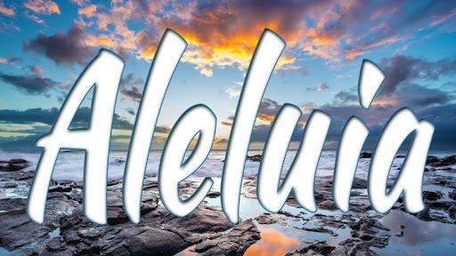 O significado da palavra Aleluia