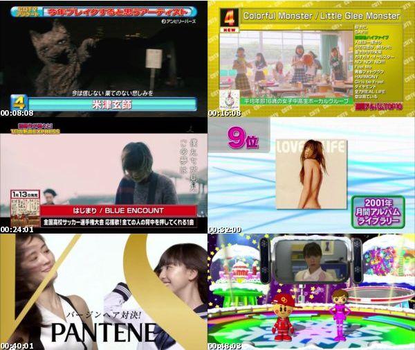 [TV-Variety] CDTV – 2016.01.16