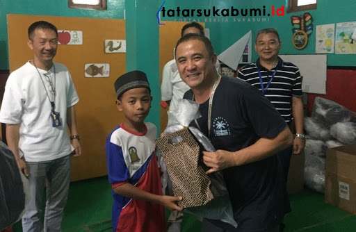 PT Glostar Indonesia II Sukalarang Gelar Santunan Ramadhan 2019 Kepada Yatim Piatu dan Dhuafa