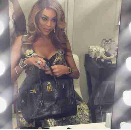 Wendy Williams looking sexy in new photo