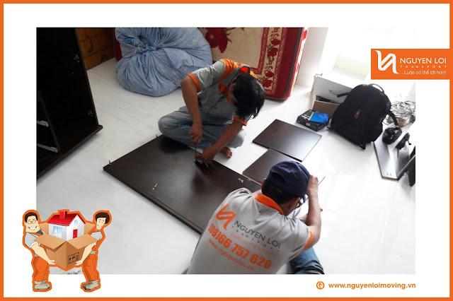 chuyển nhà quận Tân Phú