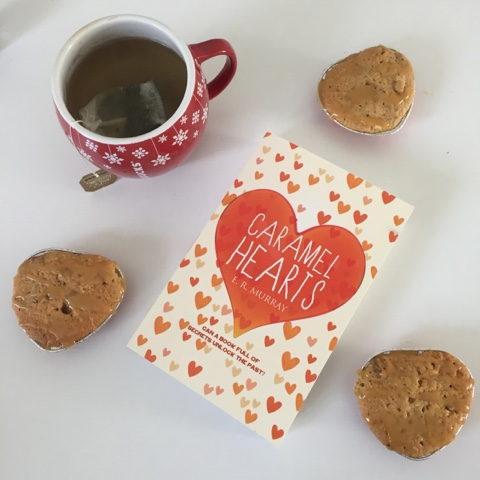 caramel-hearts-book-cake