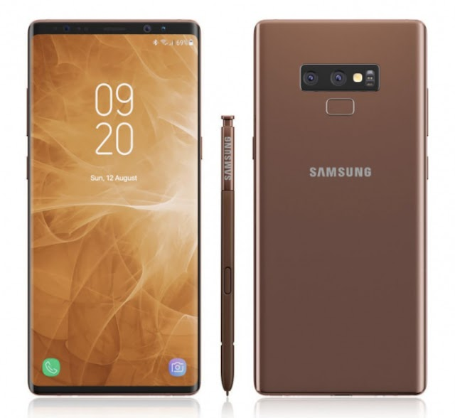 Samsung Galaxy Note 9: Rumoured Specs, Color Variant